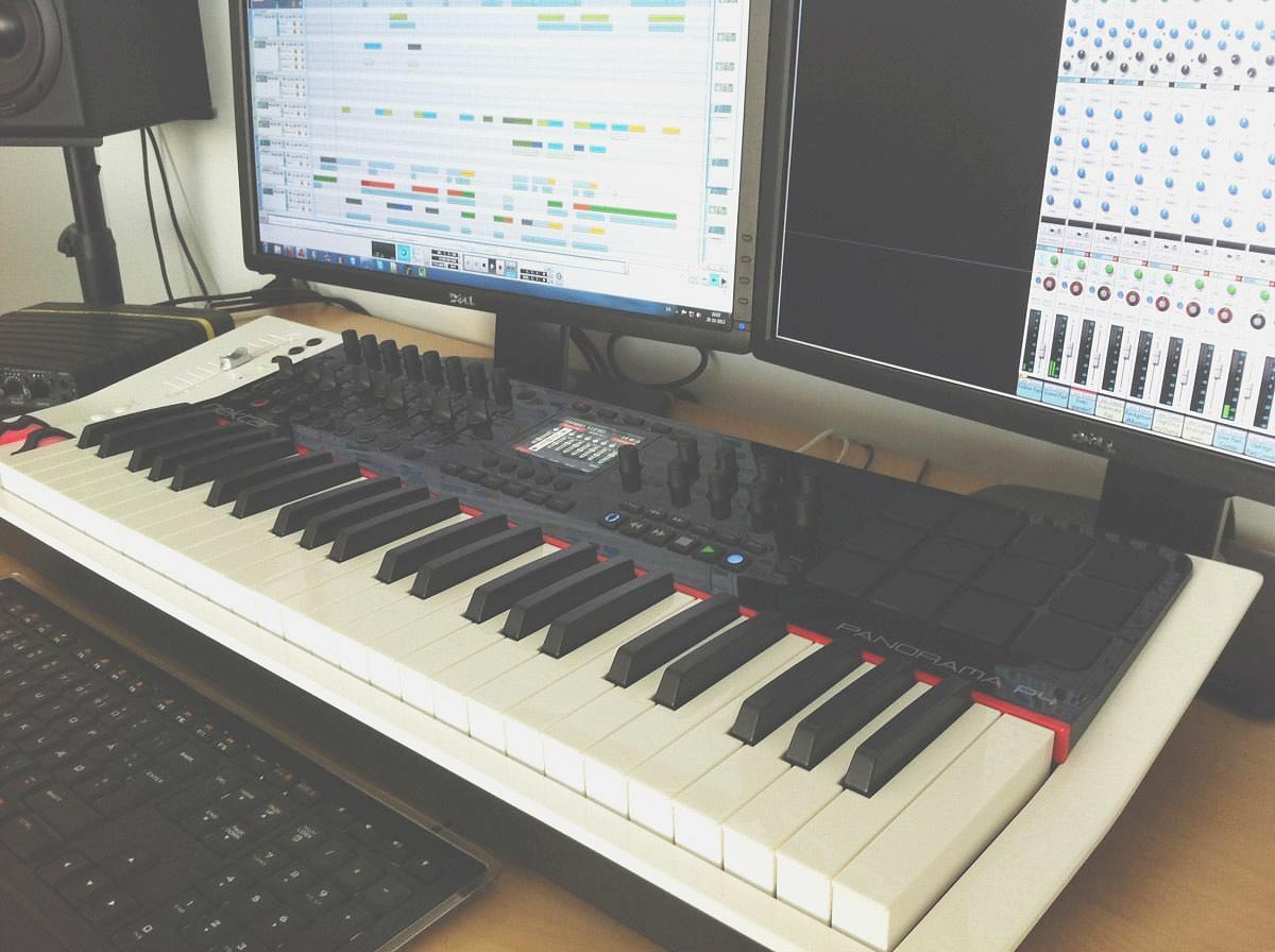Nektar Panorama Keyboard Controllers
